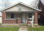 Indianapolis Home Foreclosure Listing ID: 3462396