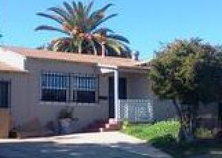San Diego Home Foreclosure Listing ID: 4074370