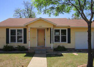 San Angelo Home Foreclosure Listing ID: 4264593