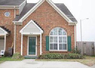 Chesapeake Home Foreclosure Listing ID: 6306531