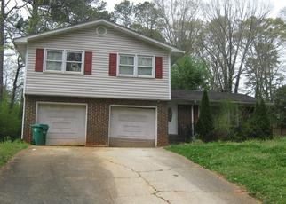 Stone Mountain Home Foreclosure Listing ID: 6321756