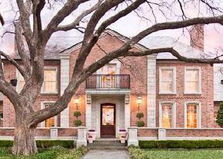 Dallas Home Foreclosure Listing ID: 3789423
