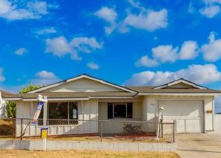 San Diego Home Foreclosure Listing ID: 4302611