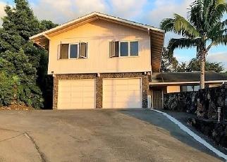 Kailua Kona Home Foreclosure Listing ID: 4333934