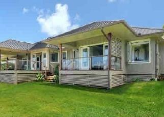Kilauea Home Foreclosure Listing ID: 4338070
