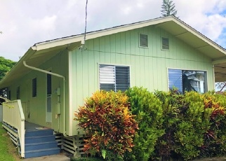Kailua Kona Home Foreclosure Listing ID: 4338133